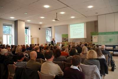 100 Teilnehmer besuchten die Fachtagung.