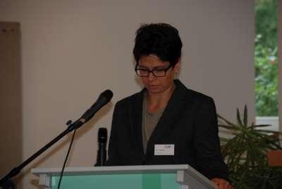 Frau Abtl.leiterin SV C. Ramsdorf
